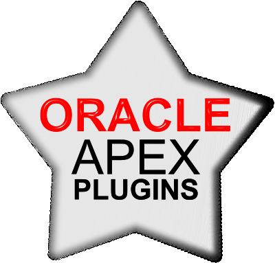 Oracle Apex plugins zijn handig en cool